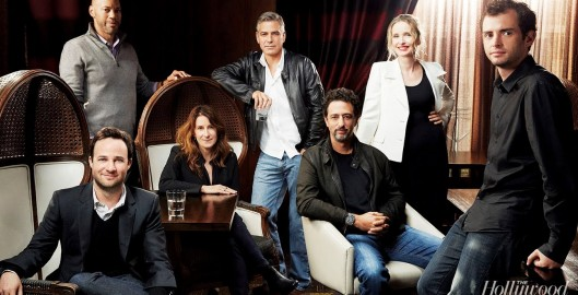 Hollywood Reporter Writers Roundtable