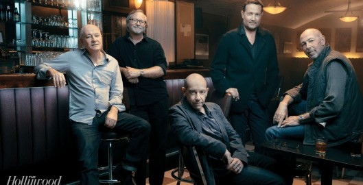 The Hollywood Reporter Cinematographers Roundtable