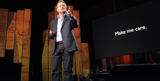 The Clues to a Great Story with Andrew Stanton