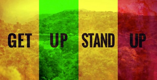 Get Up Stand Up Bob Marley 30th Anniversary