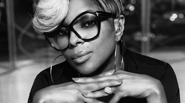 Mary J Blige Nobody But You