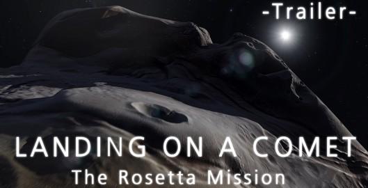 Landing on a Comet