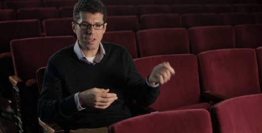 Flicker Your Brain on Movies Explores Neuroscience of Movies