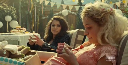 Tatiana Maslany in Orphan Black Season 3 Trailer