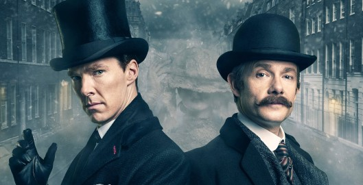 Sherlock Happy Returns and TV Trailer