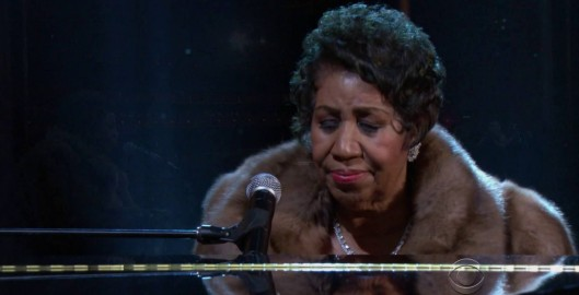 Aretha Franklin Sings You Make Me Feel Like A Natural Woman