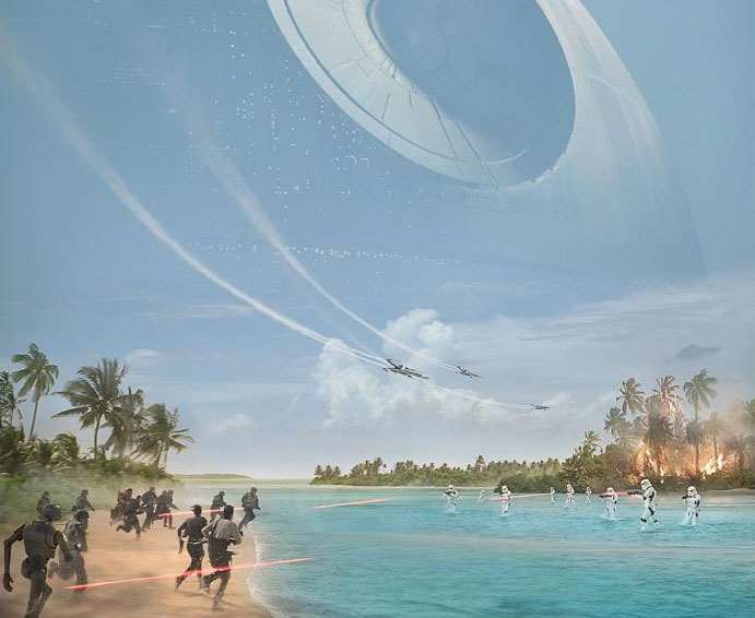 Rogue One Star Wars Poster